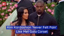 Kim Kardashian Was Miserable In This Met Gala Corset