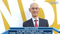 "Time to Schein: The NBA has ""WORK TO DO""!"