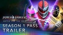 Power Rangers: Battle for the Grid - Trailer Season One Pass