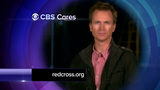 CBS Cares - Phil Keoghan On Red Cross Support For Japan
