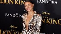 "Denise Rodriguez ""The Lion King' World Premiere Red Carpet"