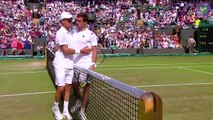 Feature: Djokovic and Nadal through, Murray exits Mixed Doubles at Wimbledon