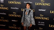"Kelly Rowland ""The Lion King' World Premiere Red Carpet"