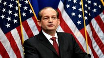Labor Secretary Alex Acosta defends controversial plea deal for Jeffrey Epstein