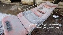 مقتل 11 مدنياً واستهداف مستشفى في قصف جوي في شمال غرب سوريا (المرصد)