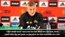 Solskjaer confident Sanchez and De Gea will stay at Manchester United