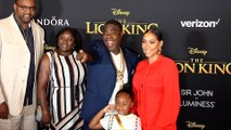 """Tracy Morgan """"The Lion King' World Premiere Red Carpet"""