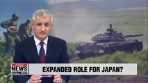 UNC to militarily involve Japan when contingency arises in peninsula: Report