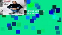 [BEST SELLING]  Time Steve Job: The Genius Who Changed Our World