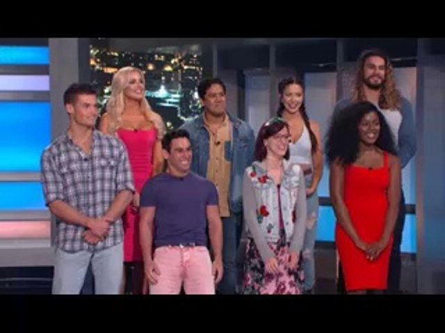 Big Brother Season 21 Episode 8 ((S21E08)) Official ;CBS
