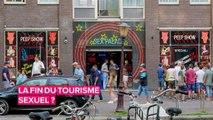 Amsterdam a un plan pour le quartier rouge