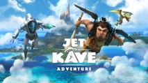 Jet Kave Adventure - Trailer de gameplay
