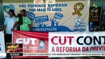 FtS: Chile: Over 10 Thousand Walmart Workers Strike Over Wages
