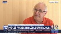 """""""Ils sont dans le déni complet."""" Le frère d'un ancien salarié de France Telecom écœuré par l'attitude des anciens patrons"""