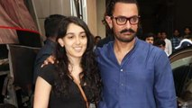 Aamir Khan His Picture With Daughter(tamil)