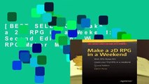 [BEST SELLING]  Make a 2D RPG in a Weekend: Second Edition: With RPG Maker MV