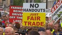 Los ganaderos europeos contra el acuerdo con Mercosur