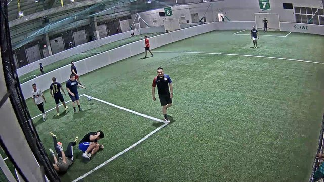 07/11/2019 00:00:01 - Sofive Soccer Centers Rockville - Camp Nou