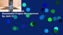 Trial New Releases  Successful Project Management by Jack Gido