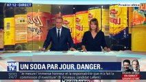 Un soda par jour, danger