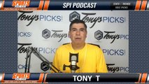 Free MLB Picks with Tony T and Chip Chirimbes 7/11/2019