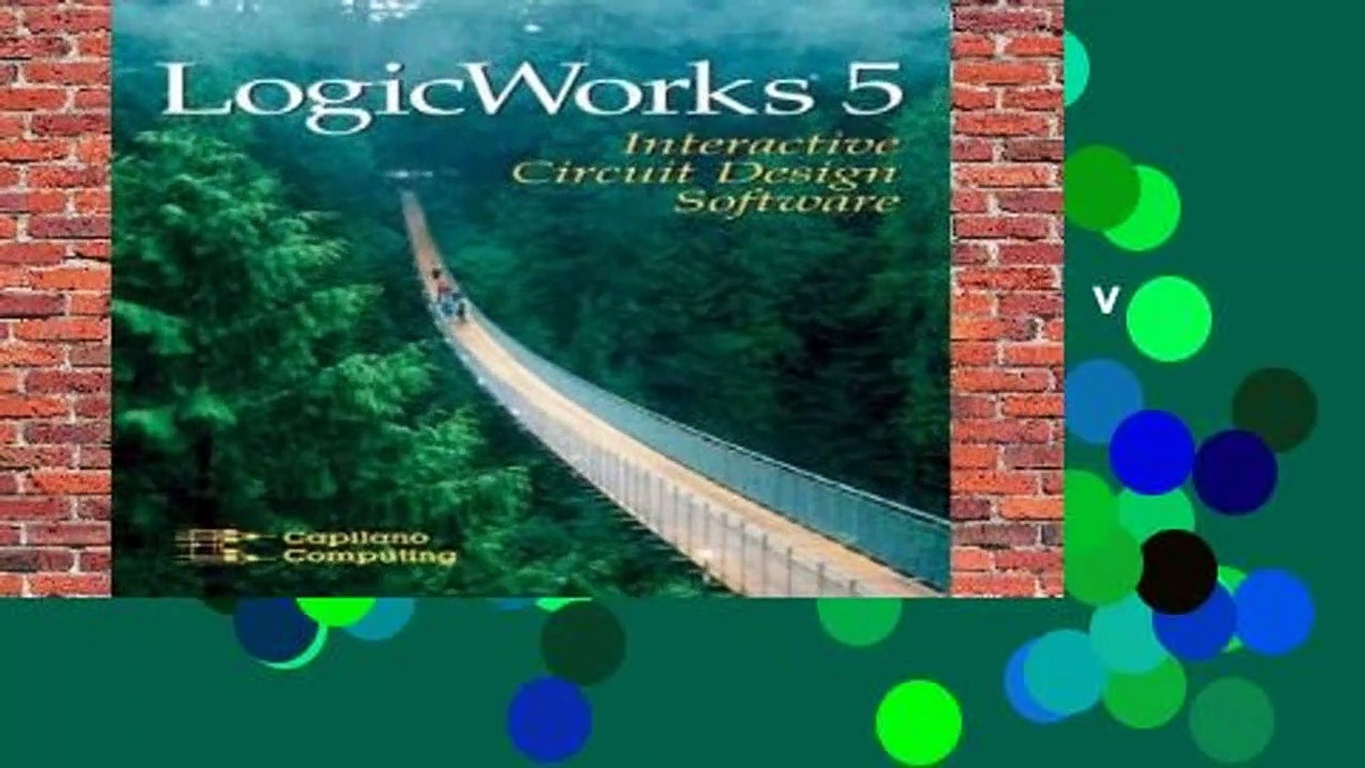 Trial New Releases Logicworks 5 Interactive Software By X Capilano Computing Video Dailymotion