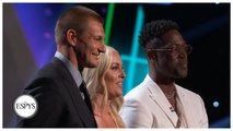 Dwyane Wade, Rob Gronkowski, Lindsey Vonn honored for historic careers _ 2019 ESPYS