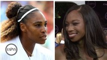 Allyson Felix is a big fan of Serena Williams' documentary _ 2019 ESPYS