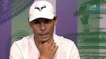 "Wimbledon 2019 - Rafael Nadal - Roger Federer, the 40th Fedal: ""I expect ..."""