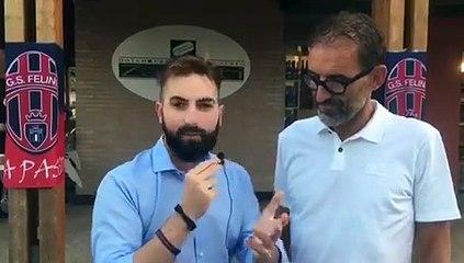 Il Felino si presenta, intervista a mister Abbati
