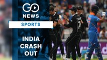 Kiwis Knock India Out Of The World Cup