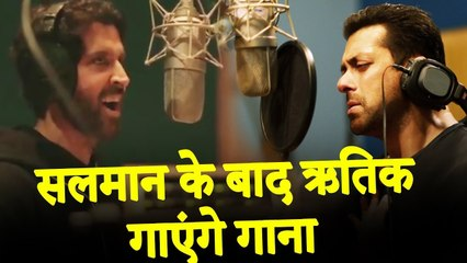After Salman Khan, Hrithik Roshan Sing In Super 30 | Question Mark Song - Super 30