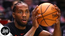 Kawhi Leonard will only sign a 3-year contract_ What does it mean for Clippers _ The Jump