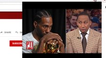 Kawhi's contract 'puts the Clippers under the gun - Stephen A. _ Pardon the Interruption