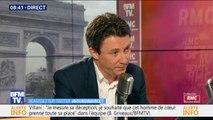 """Dîners de François de Rugy: Benjamin Griveaux """"comprend que les montants puissent choquer"""""""