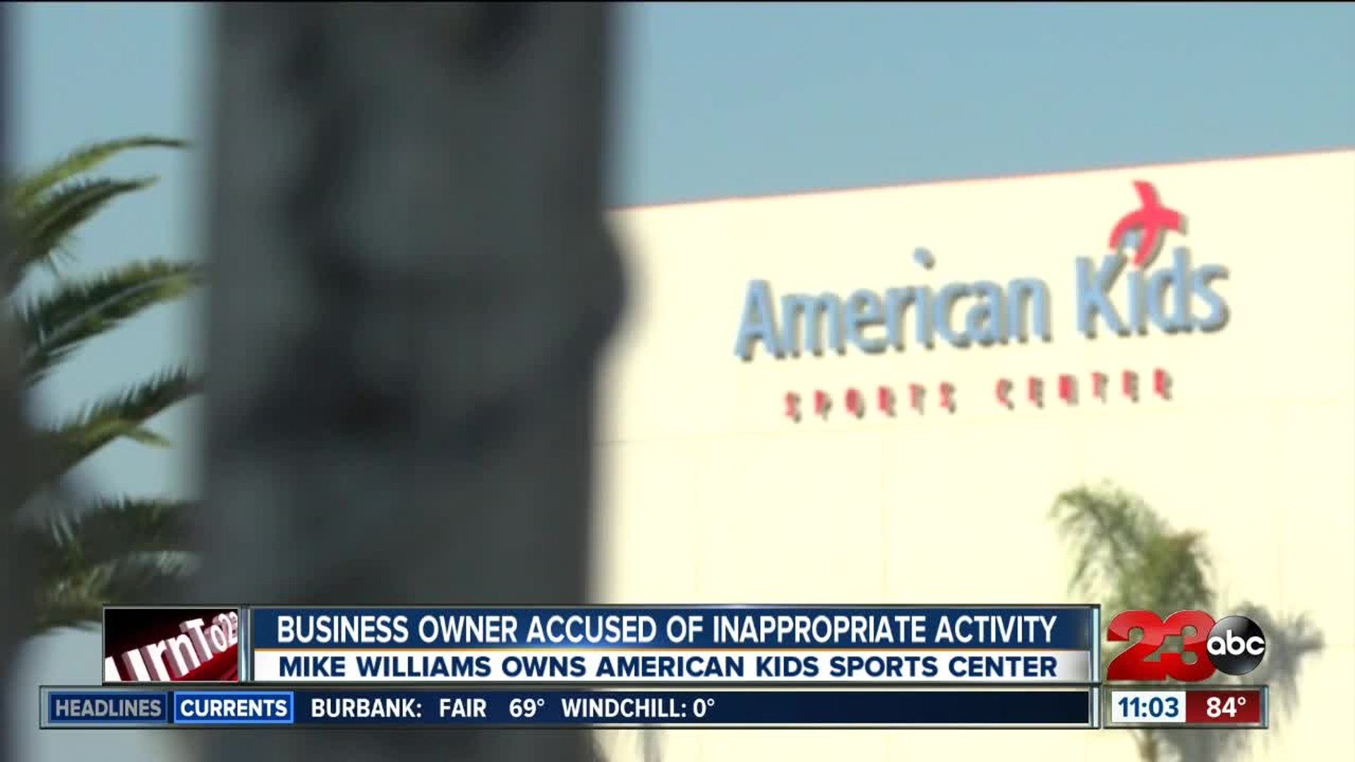 American Kids Sports Center's owner accused of