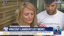 Le décès de Vincent Lambert est survenu à 8h24 ce matin, 9 jours après l'arrêt de ses traitements