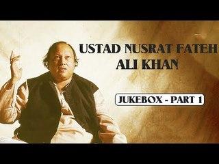 Ustad Nusrat Fateh Ali Khan Birthday Special | Top Qawwalis Part - 2 | EMI Pakistan