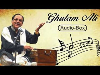 Ghulam Ali Special - Audio Box- EMI Pakistan