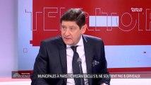 « Benjamin Griveaux est l'incarnation de ce monde de parvenus en politique », tacle Patrick Kanner
