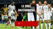 CAN 2019 : le match Côte d'Ivoire - Algérie en chiffres