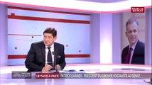 Dîners de Rugy : « Monsieur de Rugy a été imprudent » affirme Patrick Kanner