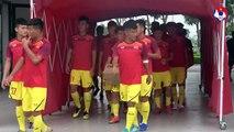 Đấu tập, U22 Việt Nam 1–0 U18 Việt Nam: Bài test chất lượng cho 2 đội tuyển   VFF Channel