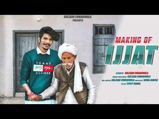 Making of ijjat || Gulzaar Chhaniwala || Latest Haryanavi Song 2019