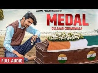 Medal || Gulzaar Chhaniwala || Latest Haryanavi Song 2019