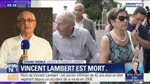 """""""Ces incohérences judiciaires, ont été épuisantes pour tout le monde"""", selon l'avocat de François Lambert, neveu de Vincent Lambert"""
