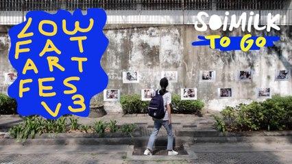 Soimilk To Go : Low Fat Art Fes V3