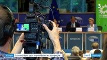 Commission européenne : Ursula von der Leyen en campagne