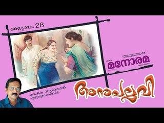 Chapter 28   Anupallavi   K K Sudhakaran   അനുപല്ലവി   Audio Book   Malayalam Novel