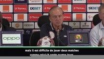 """CAN 2019 - Rohr (Nigeria) : """"Mes joueurs n'abandonnent jamais"""""""